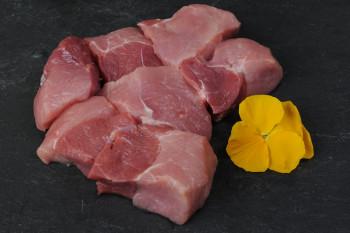 Sauté de porc sans os