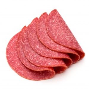 Tranches de Salami extra x6